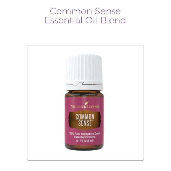 Young Living Common Sense Vitality Oil